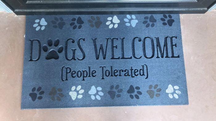 My New Doormat