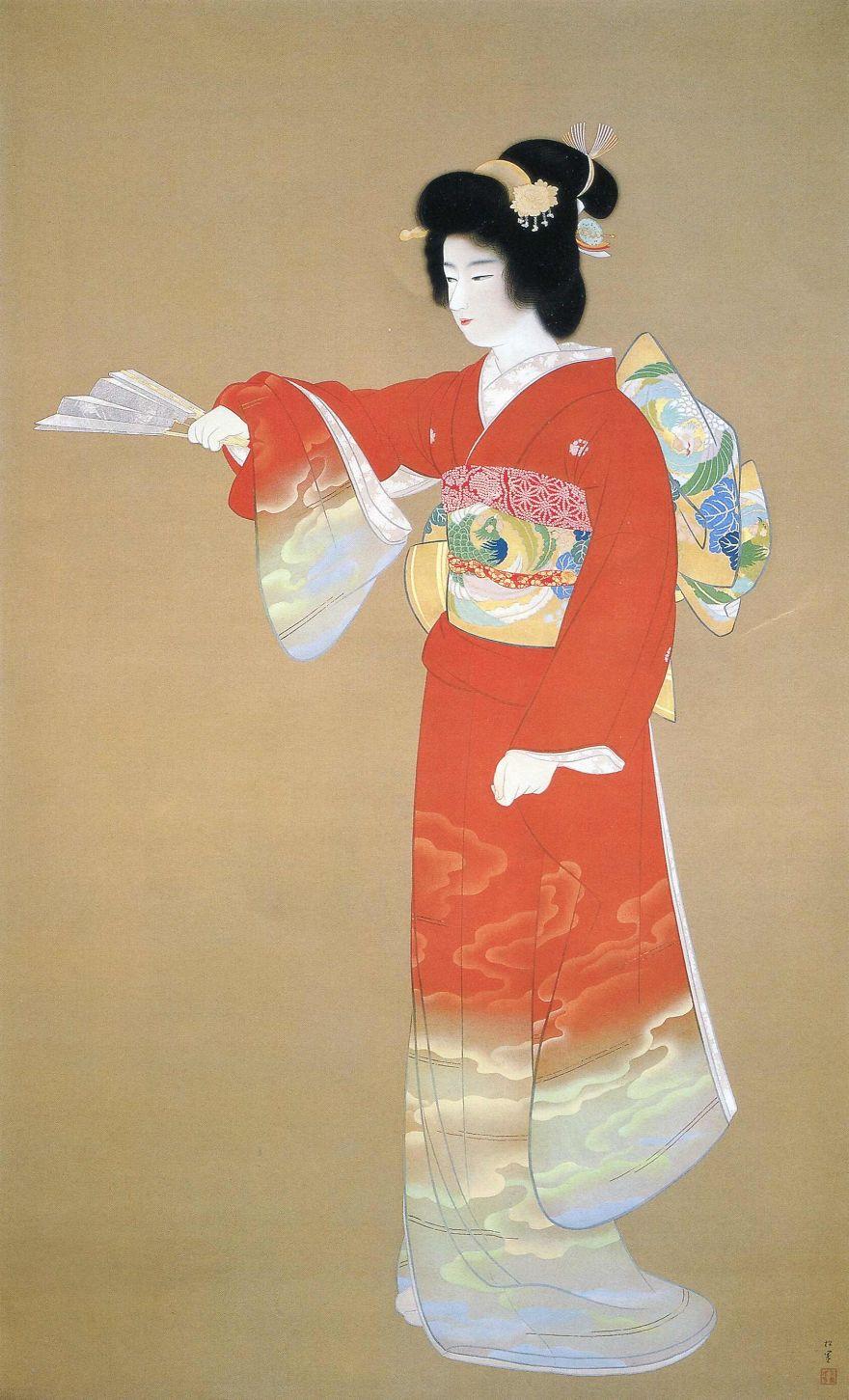 Jo-No-Mai, Uemura Shoen, 1936