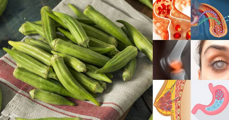 15 Surprising Health Benefits of Okra, According to Science (+5 Delicious Recipes)