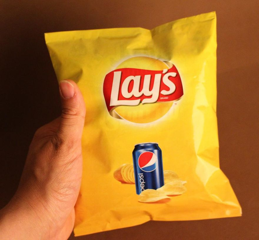 An Egyptian Artist Has Reinvented Some Brands, The Result Is Confusing But Very Cool