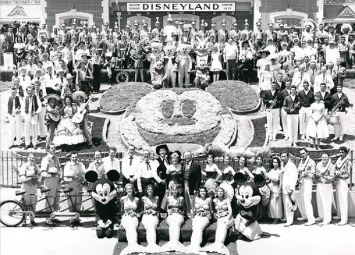 Disneyland's First-Ever Customer Has Been Using His Lifetime Ticket Every Year Since 1955