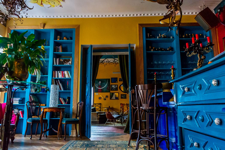 The Coolest Art Bars Around The Globe (III): Sax, Cluj-Napoca