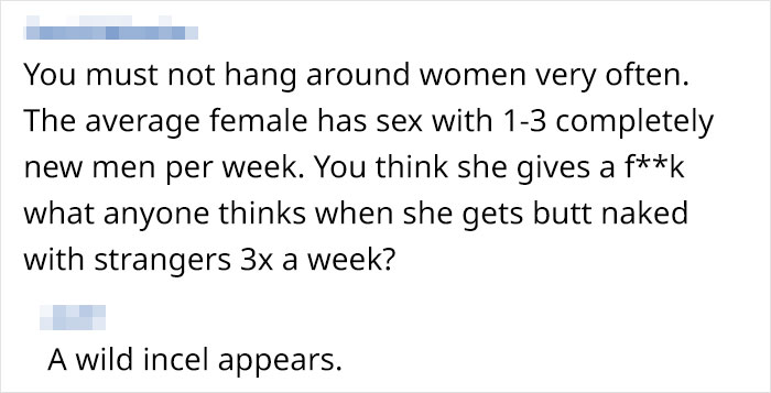 The Average Woman Has Sex With 1-3 New Men Per Week