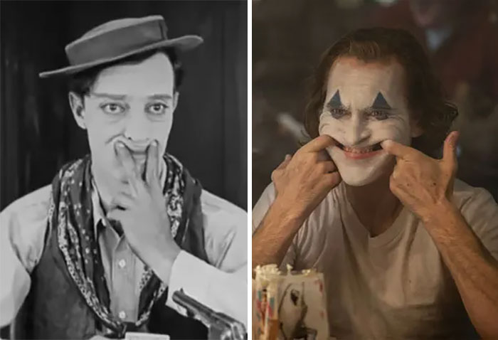 When Preparing For The Role, Phoenix Studied The Movements Of Iconic Silent Film Stars Like Buster Keaton And Ray Bolger
