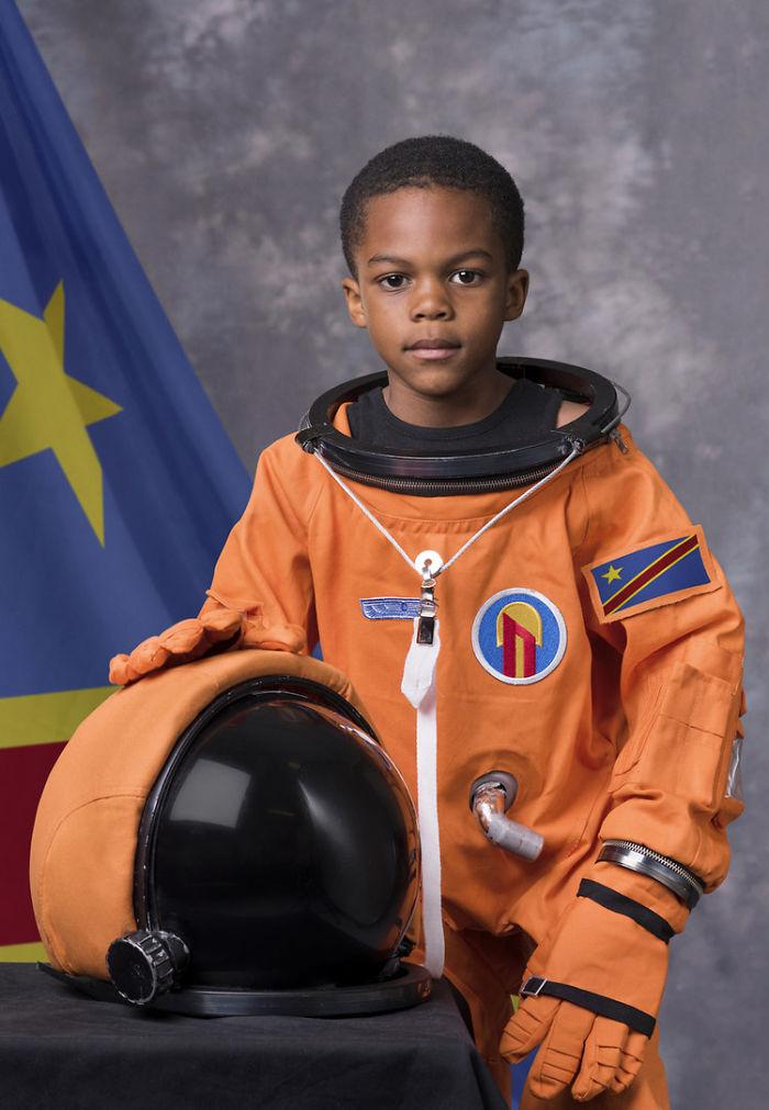 Evan, Congo
