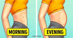 5 Types of Tummy That Aren't Caused by Excess Weight