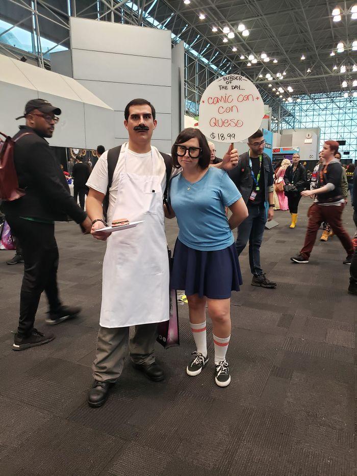 Bob And Tina (Bob's Burgers)