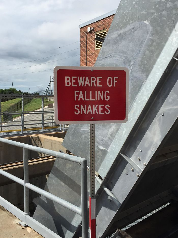Texas, Home Of The World's Scariest Sign