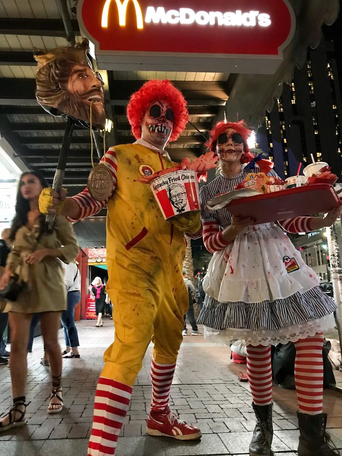 Ronald And Wendy In New Orleans