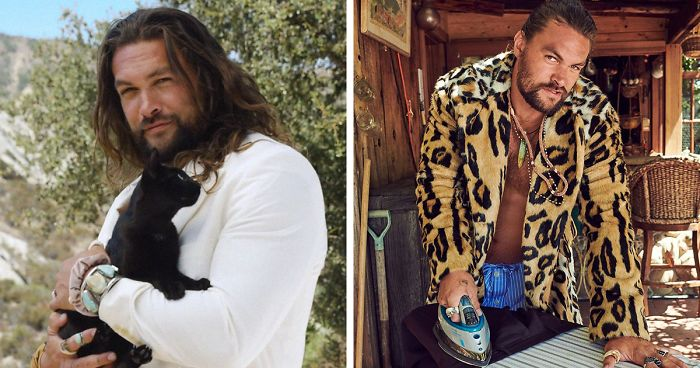 Jason Momoa's New Photos For A Magazine Are So Good They Got 1.2 Million Likes In Less Than 24 Hours
