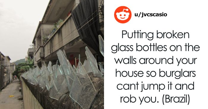 100 People Expose The Things Their Country Finds Normal But The Rest Of The World Doesn't
