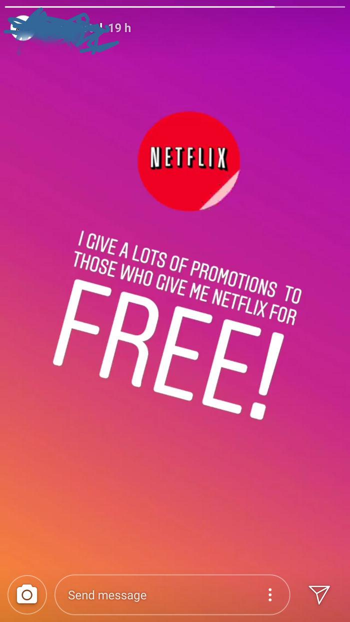 Epic Netflix Deal