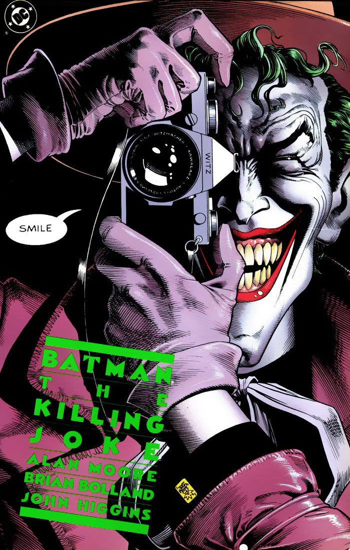 The Film's Storyline, Following A Failed Stand-Up Comedian, Came From The Famous 'Batman: The Killing Joke' Graphic Novel