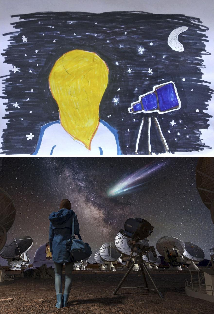 Viola (10), Ukraine – Astronomer