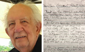 A Sweet 79-Year-Old Man Pays Off A $14 Debt From 1958