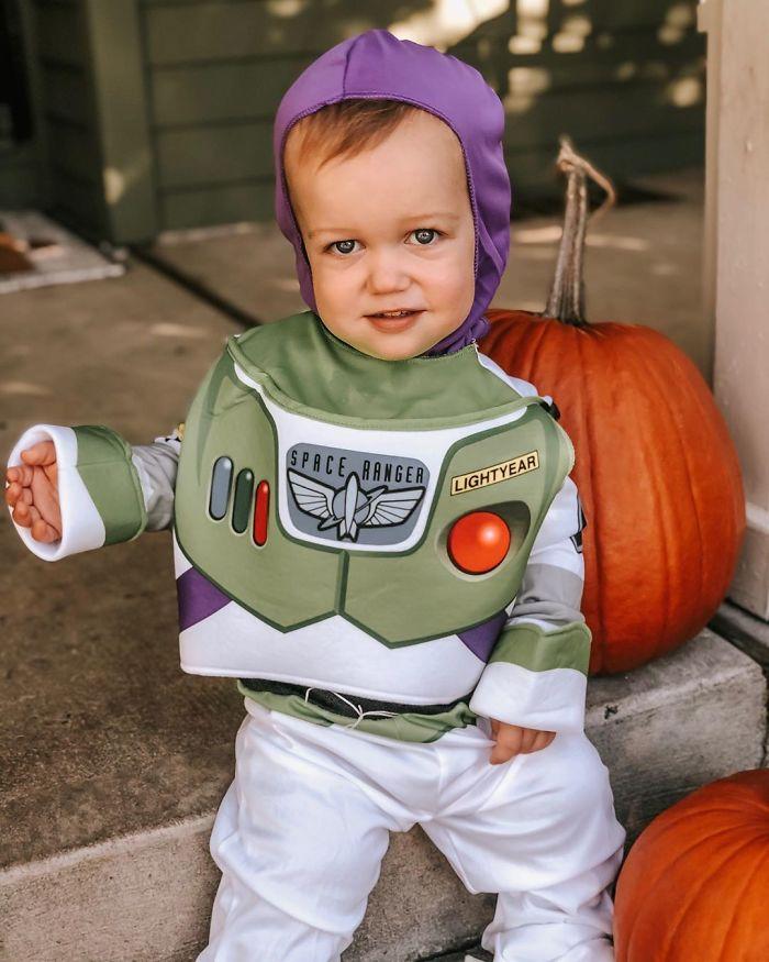 Tori Roloff's Son Jackson As Buzz Lightyear