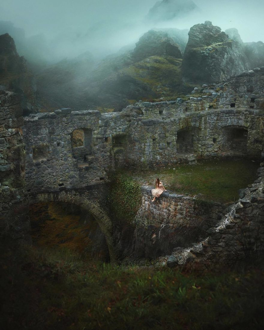 Couple Do Photo Shoots That Look More Like A Fairy Tale Book