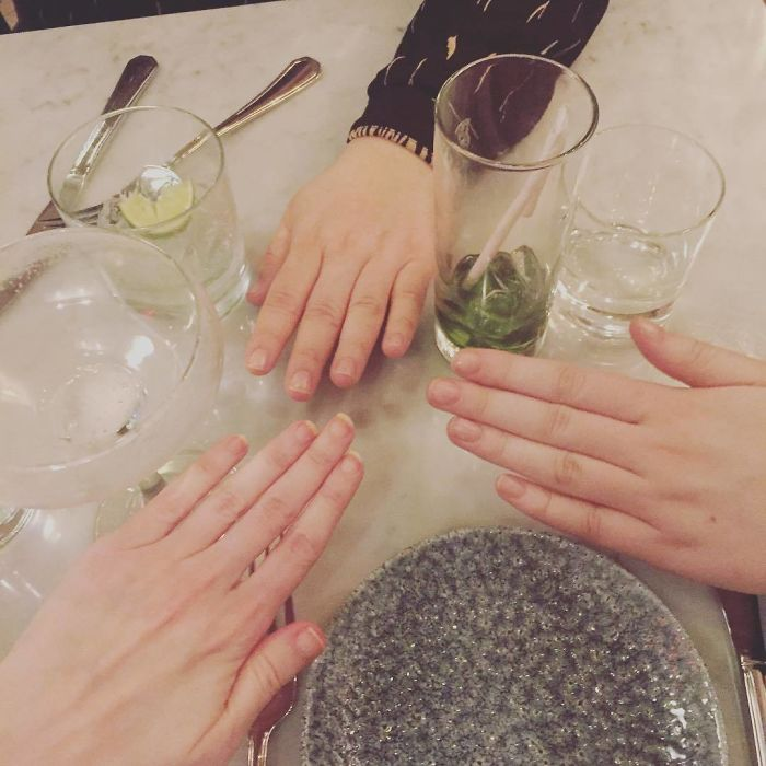 When Ur #notengaged Celebrating A Cute Lil Galentines Day With Ur Sweet Sweet Friends Who Kick Butt And Make Smart Decisions Even If We Dont Have Wedding Rings Omg How Do We Ever Get By Or Get A Loan Or Fix Our Sinks We Do We're Fine Text Me When U Get Home Safe Xoxo #blessed Happy Galentines My Starfish! Im So Proud Of All Of U ❤️❤️❤️