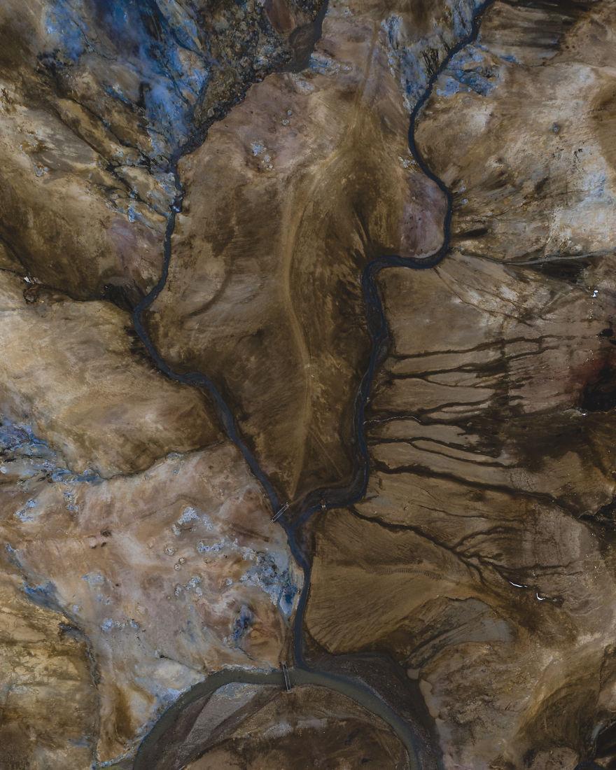 Kerlingarfjoll Is A Colorful Geothermal Mountain Range