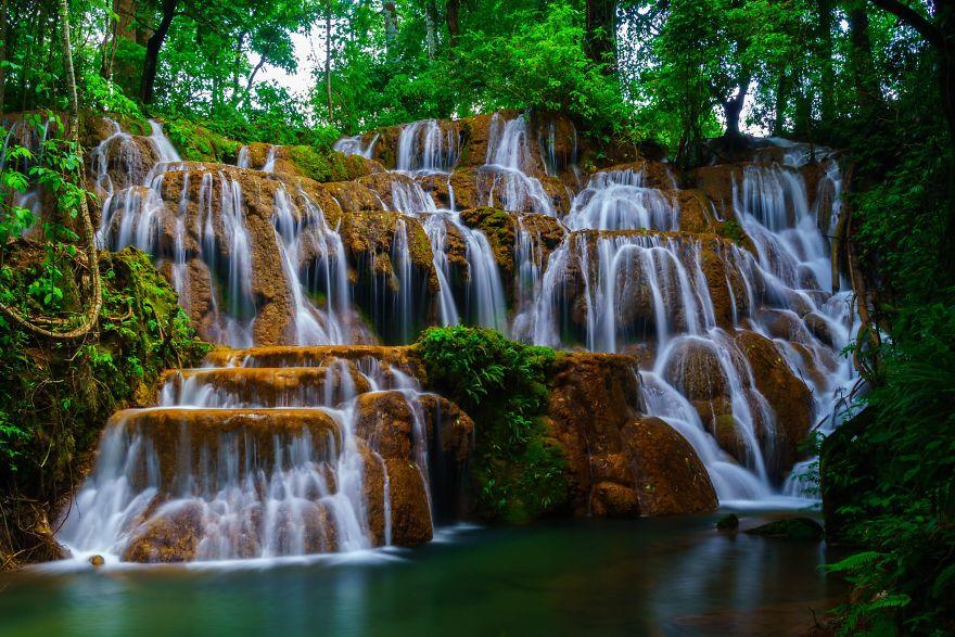 Waterfall, Ye Pyae Soe Hlaing, Myanmar