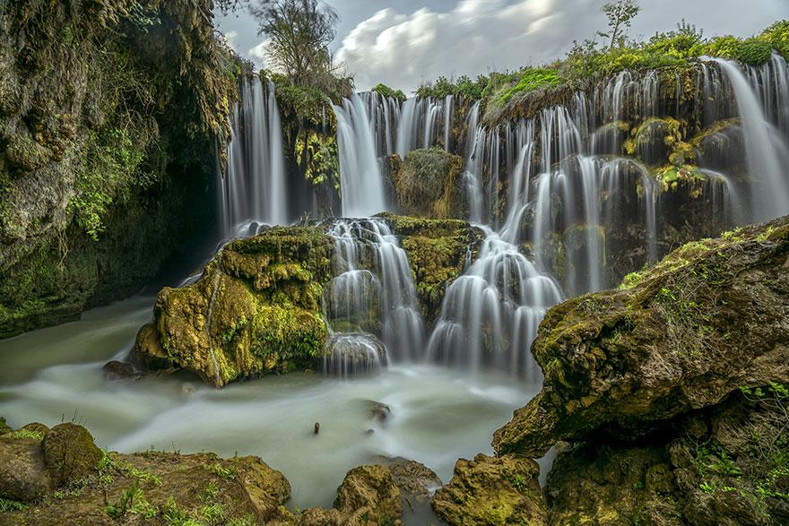 Goksu Waterfall, Ozgur Secmen, Turkey