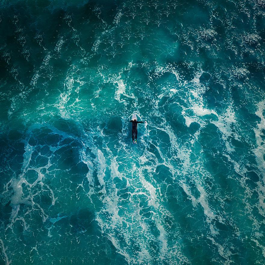 Surfing The Blue, Maxime Pontoire, France