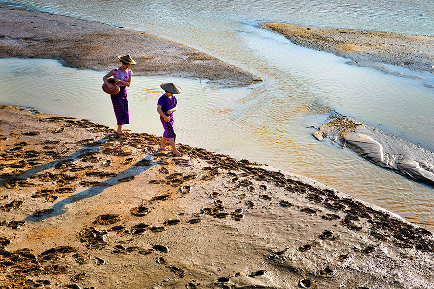 Water, Kyaw Kyaw, Myanma