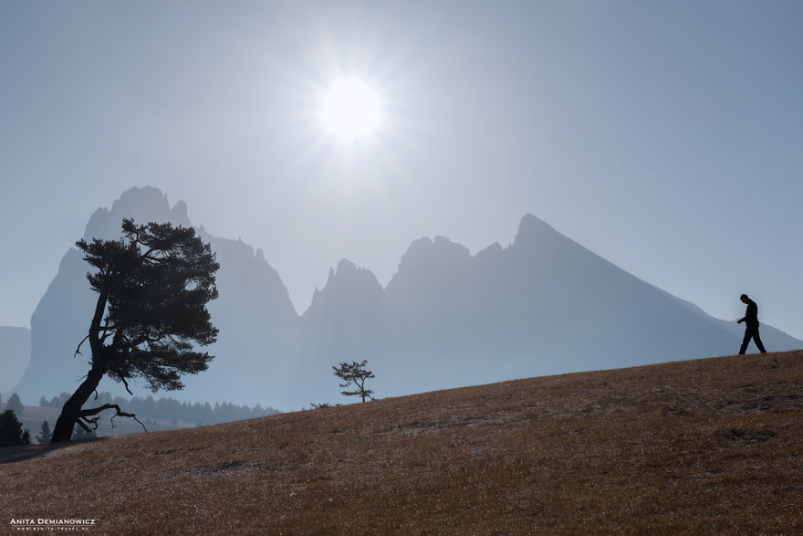 I Photographed Beauty Of The Memorables Dolomites In Italy.