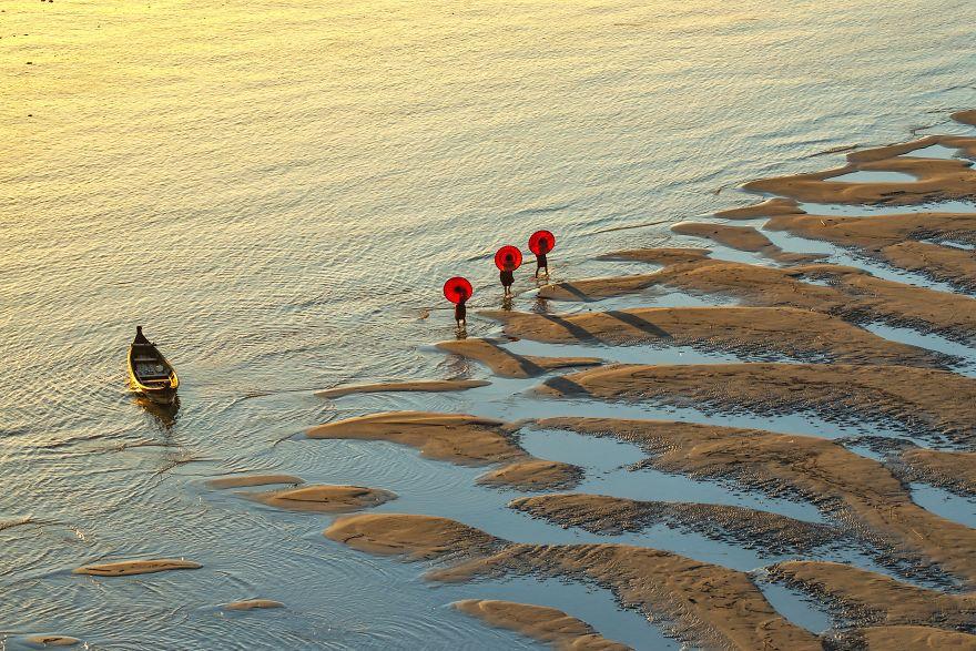 Drywater, Phyo Moe, Myanmar