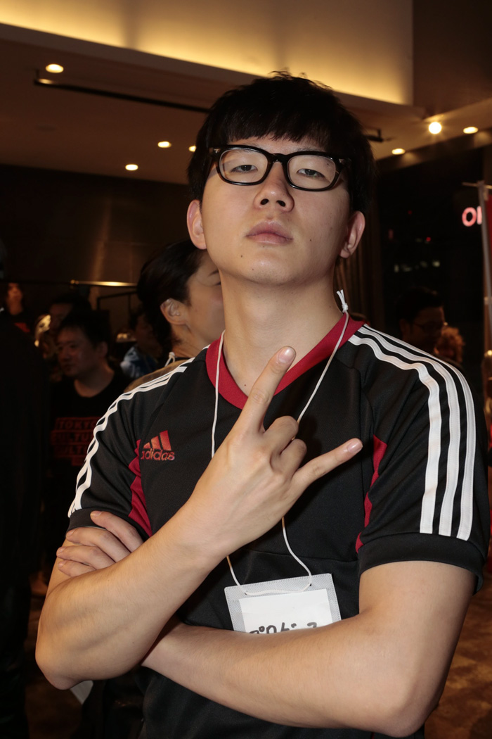 Professional Gamer (Korea)