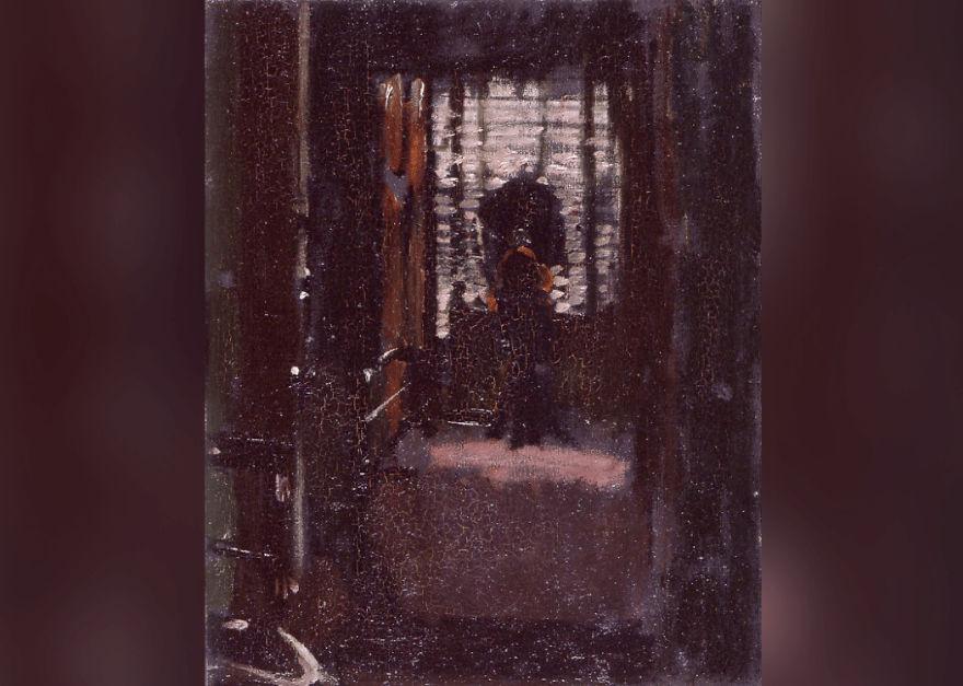 Jack The Ripper's Bedroom, Walter Sickert, 1908