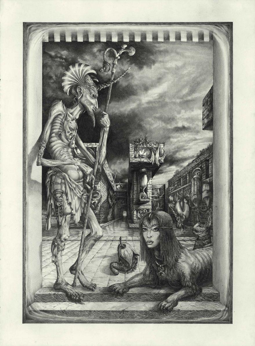 Shepherd Of The Sphinx