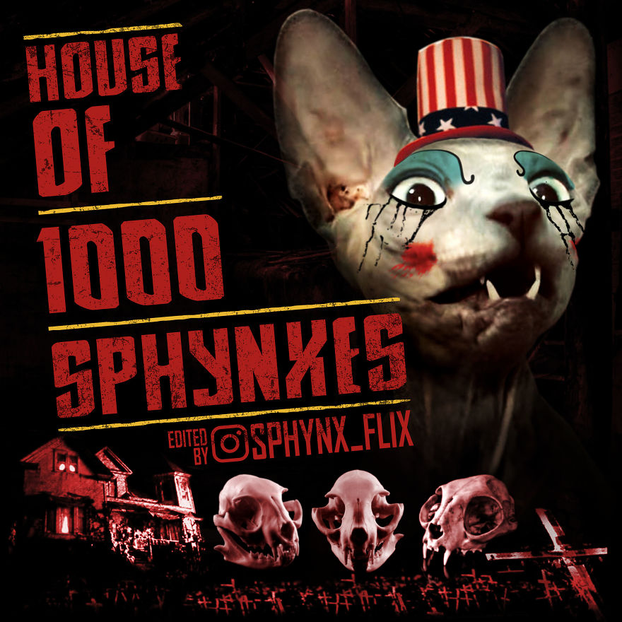 The House Of 1000 Corpses (In Memory Of Sid Haig)