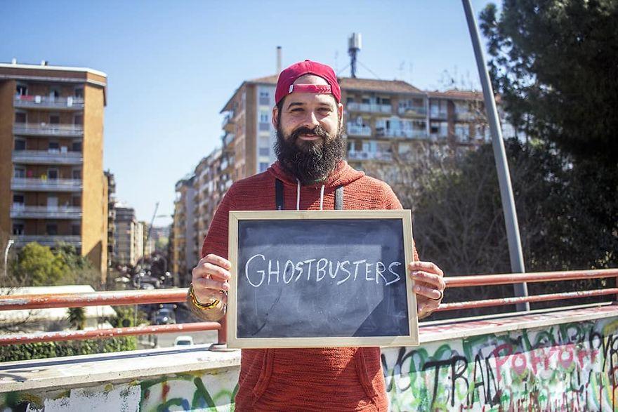 Massimiliano, Ghostbusters (1984)