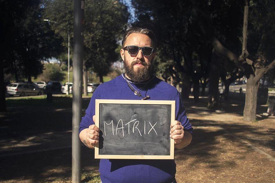 Roberto, Matrix (1999)