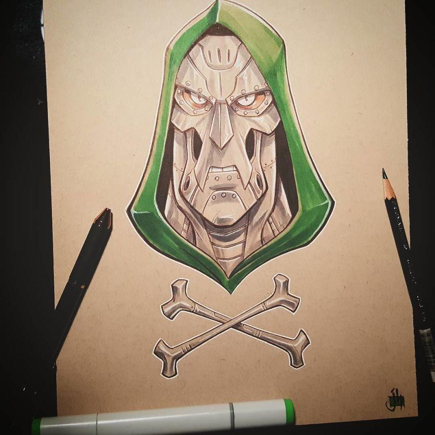 Doctor Doom (Fantastic Four)