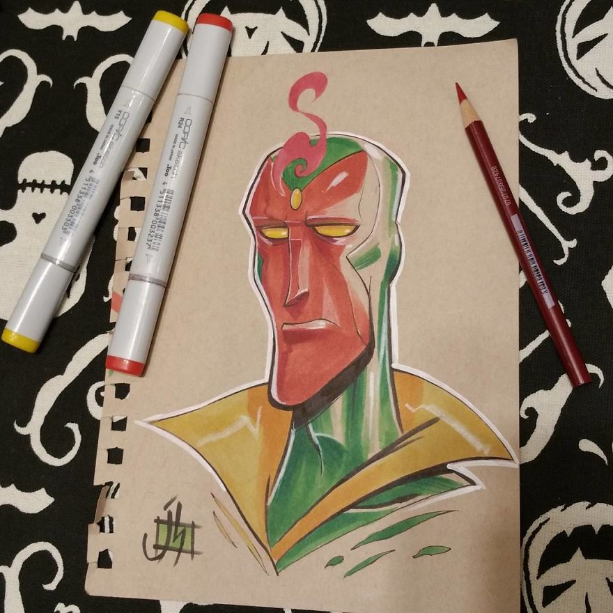 Vision (The Avengers)