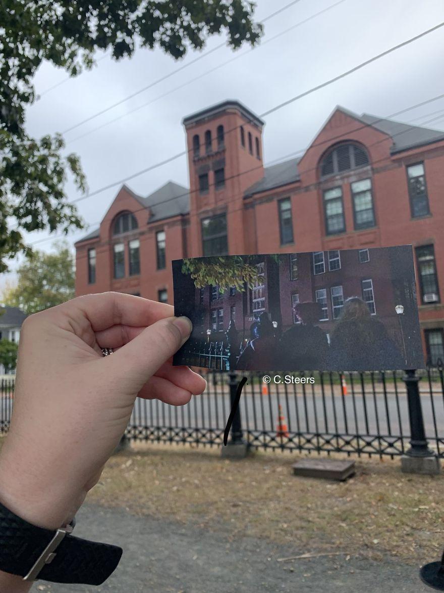 John Bailey High School (Phillips Elementary School, South Washington Square)