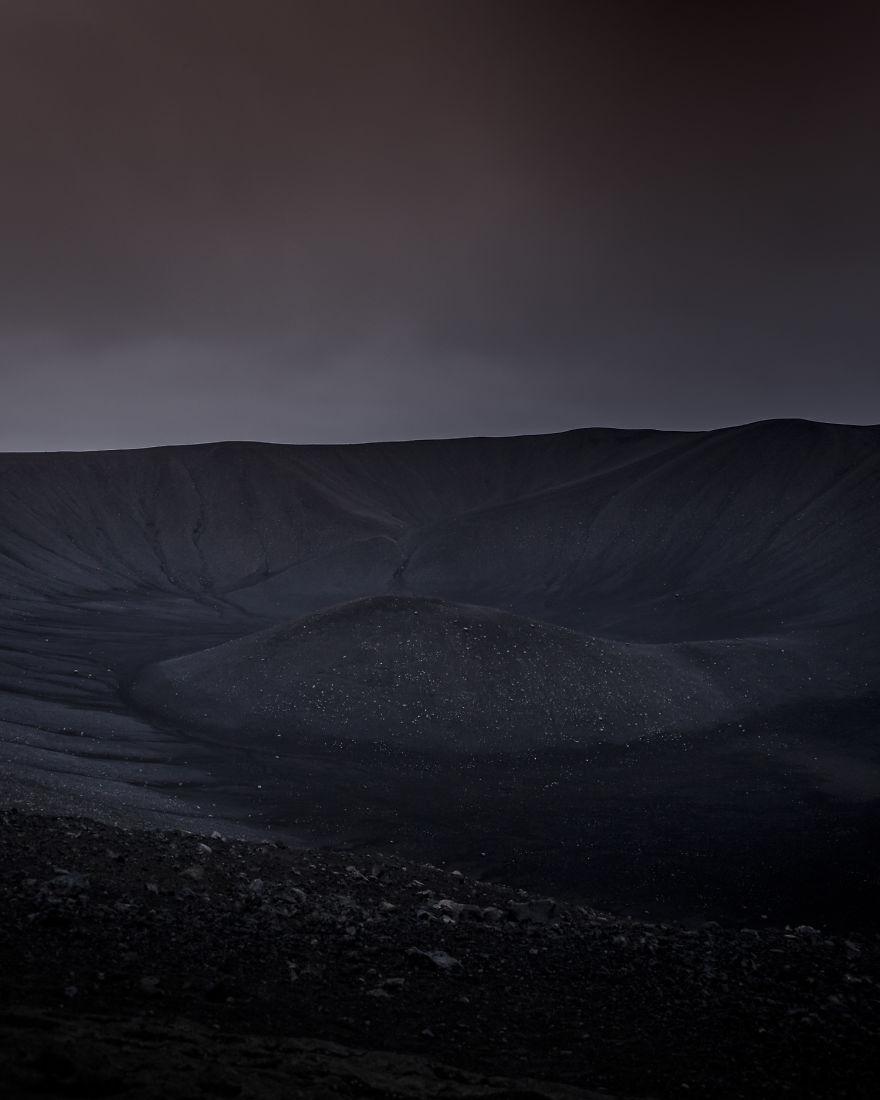 Mars-Like Landscapes Of North Iceland