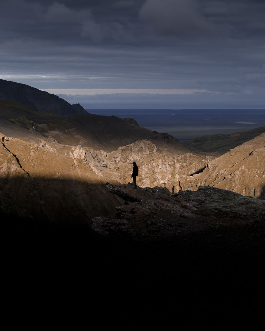 Some Places In Iceland Are Accessible Only On Foot, So Prepare For Hours Of Hiking