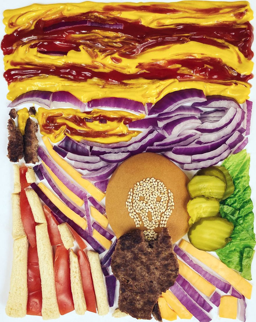 The Screaming Cheeseburger