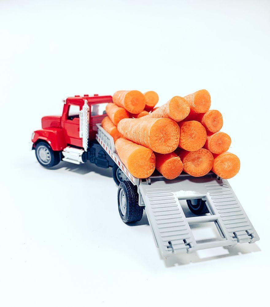 Loads Of Carrots