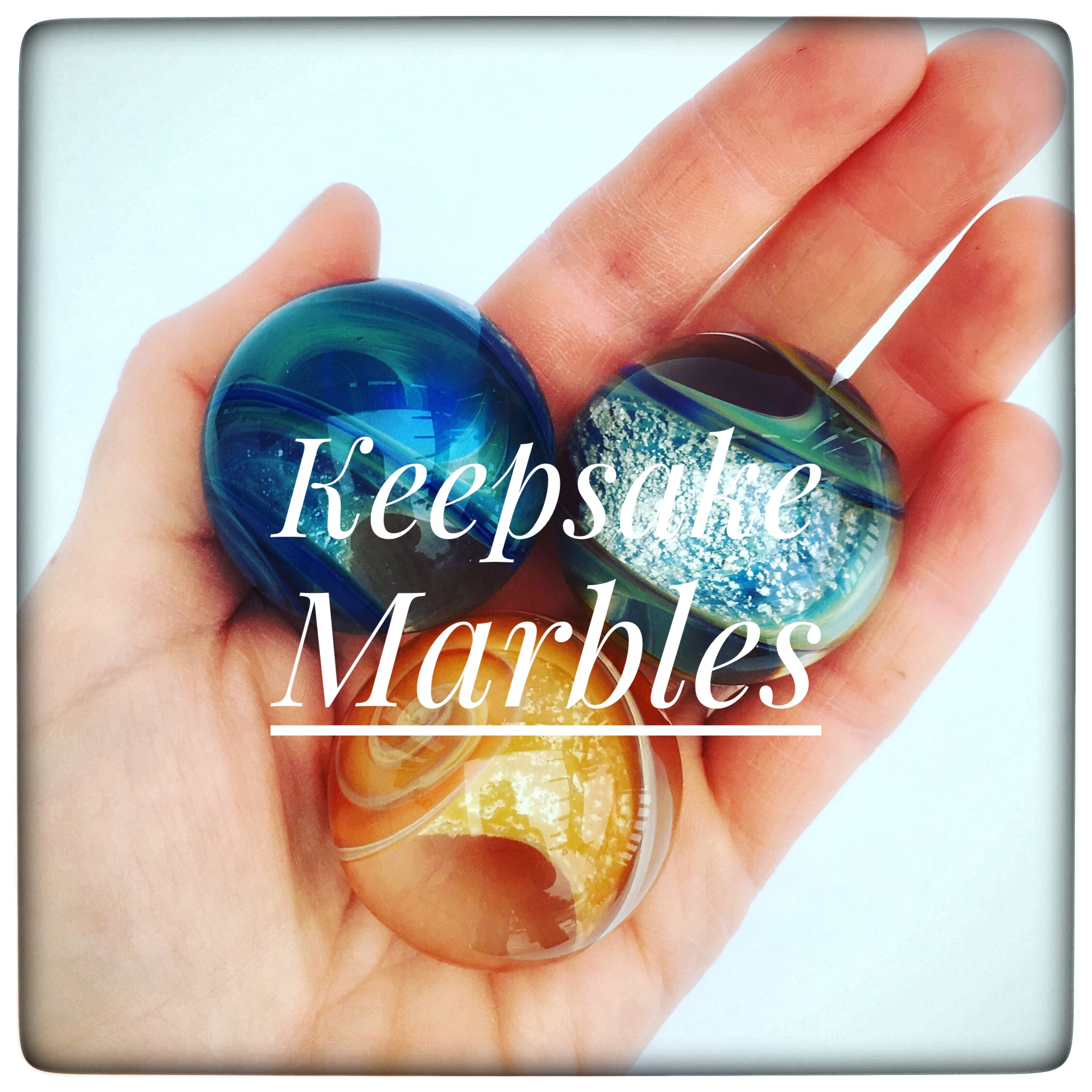 Artists Make Glass Keepsakes With Ashes