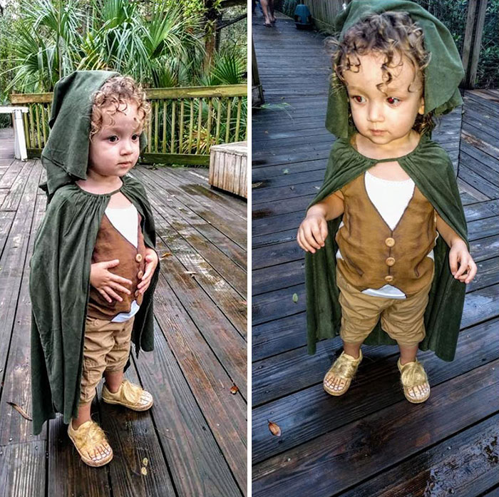 My Daughter, The Hobbit