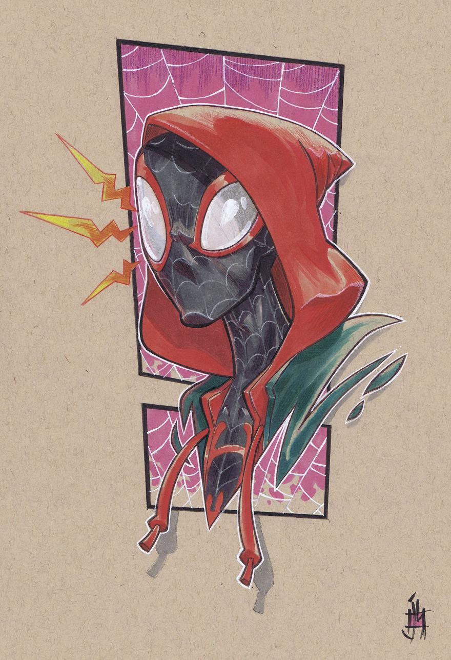 Miles Morales (Spiderman)