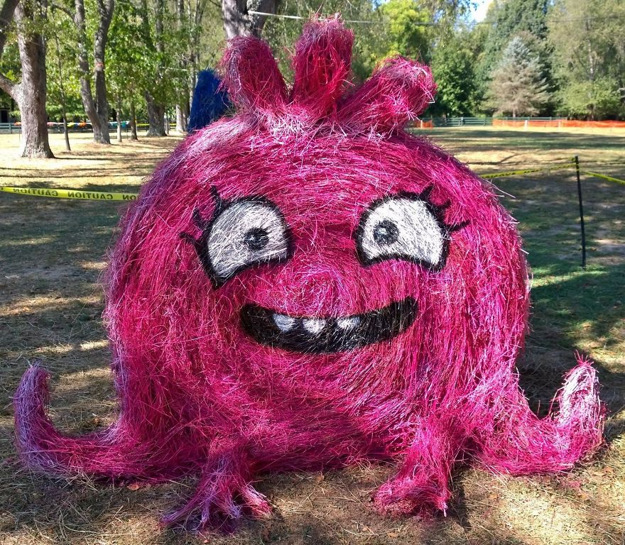 """Moxy From """"Ugly Dolls"""""""