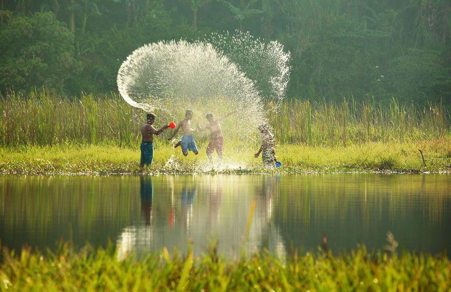 Playing Together, Dikye Ariani, Indonesia