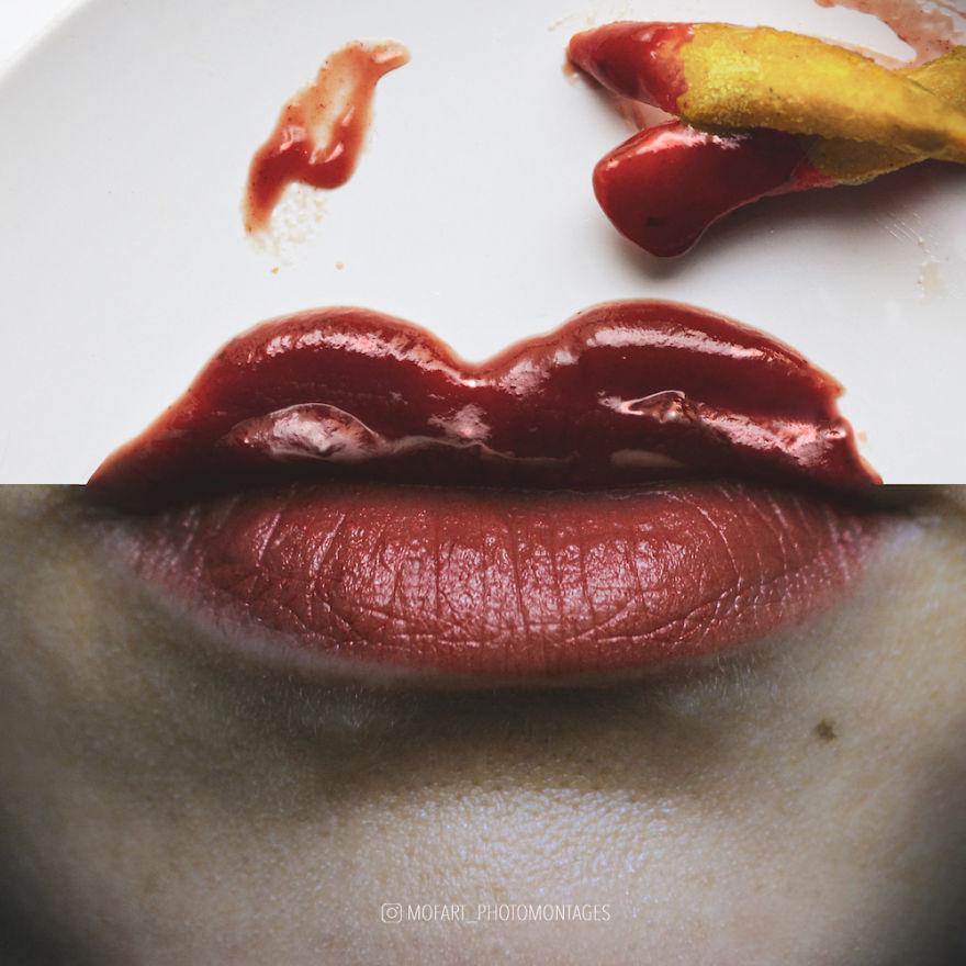 Saucy Lips