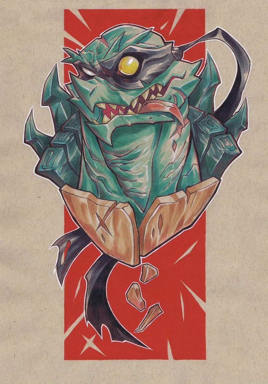 Slash (Teenage Mutant Ninja Turtles)