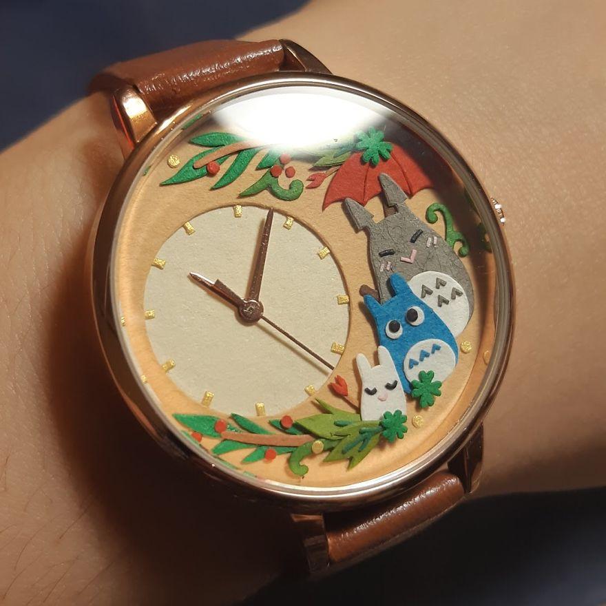 #1. Totoro Watch